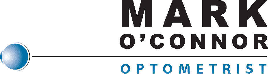 mark o'connor optometrist logo