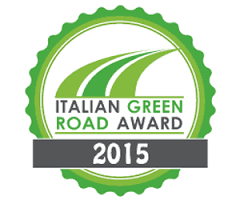 Italian Green Road Award - Logo