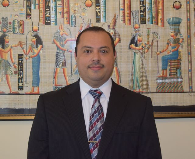 Sergio Ponce Office Manager