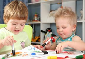Pre-school education - Covingham, Wiltshire - Covingham Kingfisher Pre-School - Children