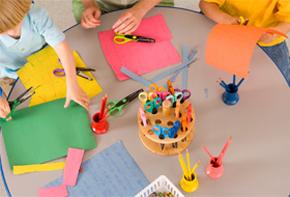 Play school - Upper Wanborough, Wiltshire - Covingham Kingfisher Pre-School - Children