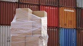 gabbie per container