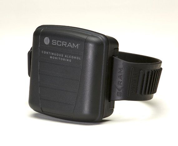 SCRAM CAM Alcohol Monitoring