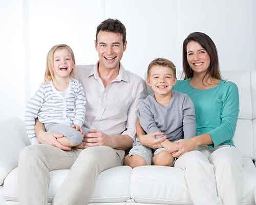chirurgia dentale per la famiglia
