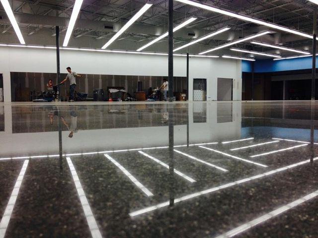 Floor Polishing Near Fort Wayne, IN | Spectrum Floor Systems