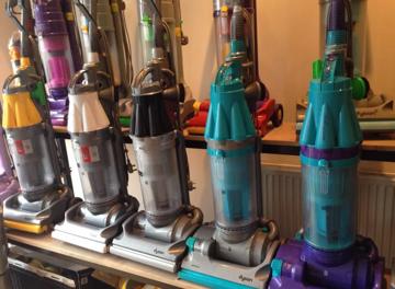 vacuum cleaner maintenance