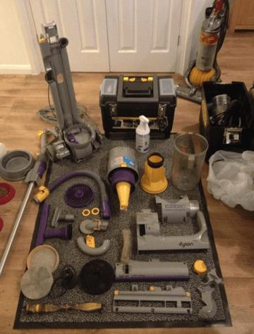 Excellent vacuum cleaner services