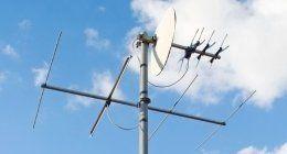 tubi per antenne