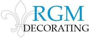 RGM Decorating logo