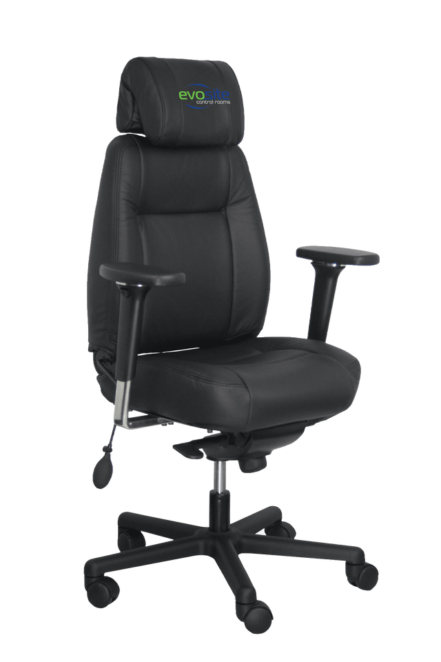 iron horse seating evosite control rooms