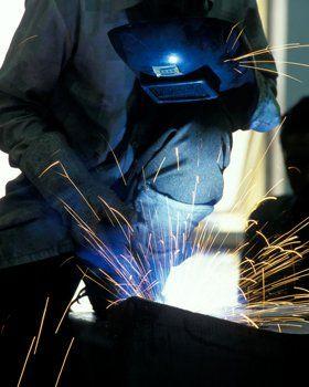 Steel fabrication - March - Camlan Engineering Ltd - Metal fabrication