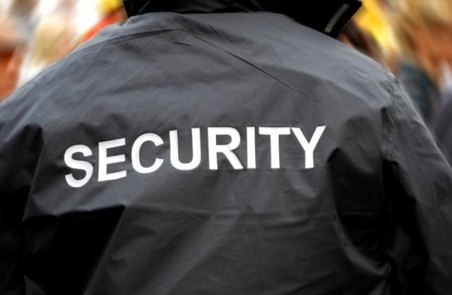 sicurezza e portierato
