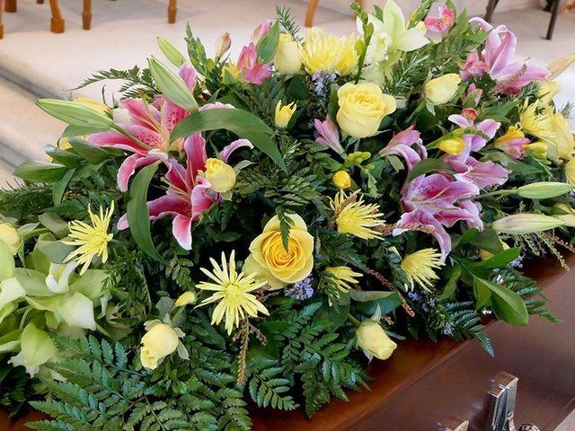 addobbo floreale