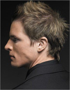 hair cut - Sheffield, Barnsley - Empire Hair Design - Male hair style