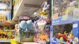 Scatole di giocattoli per bambini