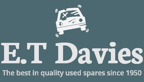 E.T Davies company logo