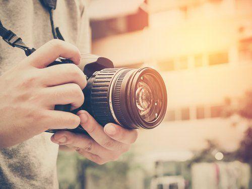 macchina fotogratica