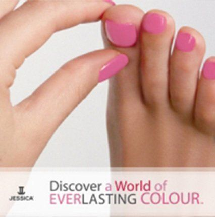 jessica world of colour advert