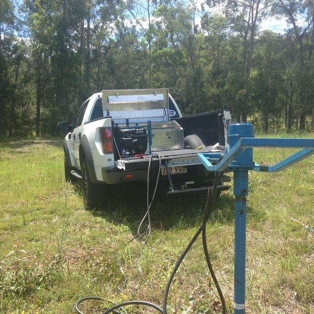 Soil testing project on the Gold Coast