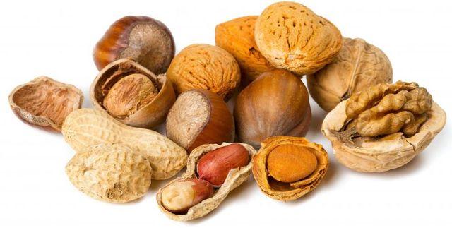 Varietà di frutta secca