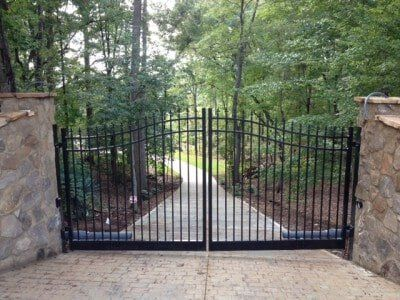 Gate Installation Charlotte Nc Town Amp Country Fence