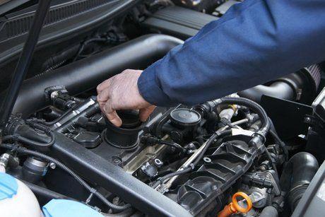 vehicle diesel check