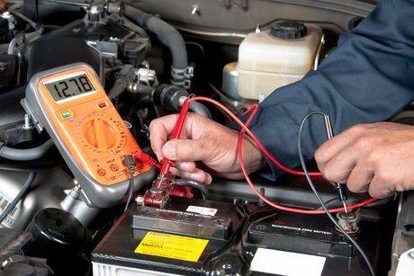 Digital motor testing