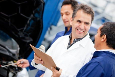 Vehicle diagnostics specialist