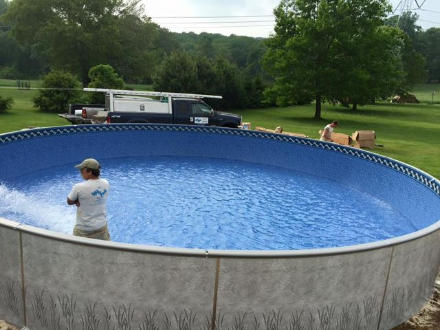 Above Ground Pools | Willow Street, PA | The Spa & Pool ...