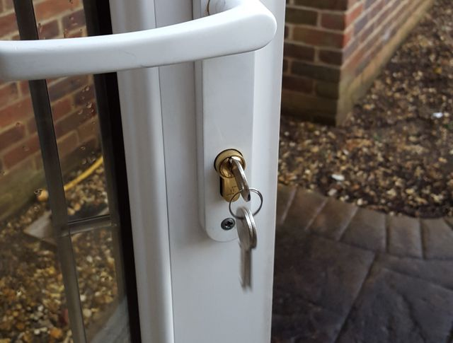 Expert in uPVC lock installation
