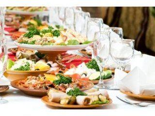 pranzi e cene a buffet