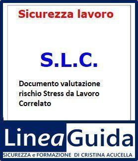volantino documento rischio stress