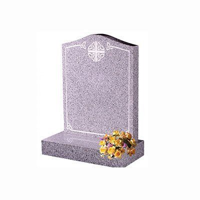 compact size headstone