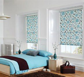 Blinds - Bolton, England - Bolton & Bury Blinds - Austrian blinds
