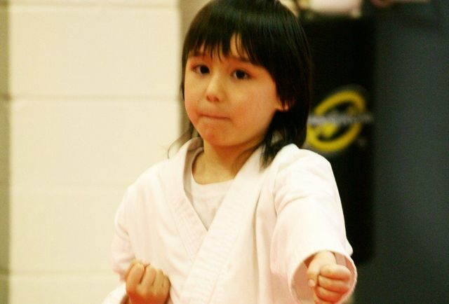 Classes That Change Lives: Karate in Mason, OH