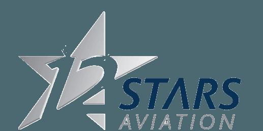12 Stars Aviation logo