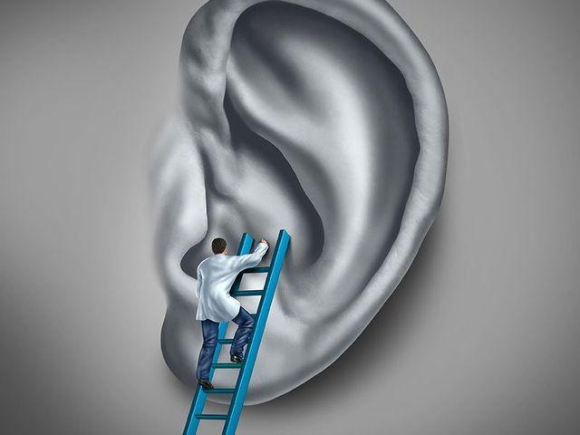 cura dell'udito