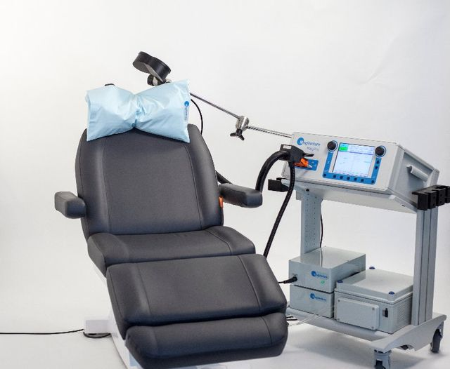 Repetitive Transcranial Magnetic Stimulation rTMS Depression Therapy