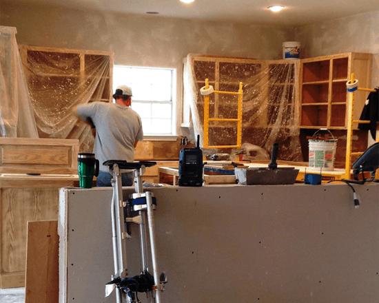 custom cabinets Midland, TX