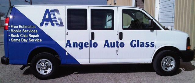 Auto Glass Repair San Angelo, TX