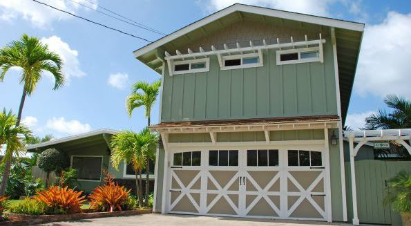 A remodeling job our contractors did in Kailua