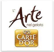 L'arte nel gelato - Carte D'Or