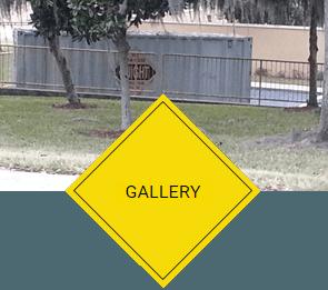 Storage Trailers Gainesville, FL