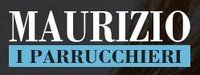 MAURIZIO I PARRUCCHIERI - LOGO