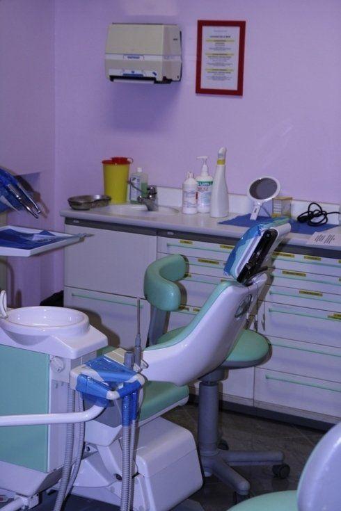 studio dentistico nullo baldini