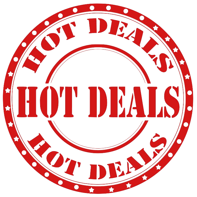 Image result for hot deal logo