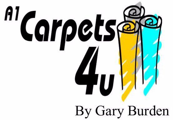 A1 Carpets 4u logo