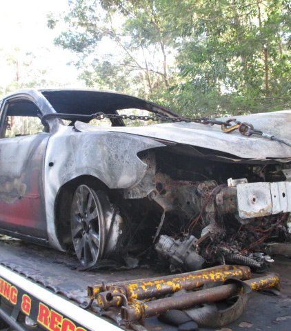 Accident Towing In Wollongong Illawarra Towing Recovery Service