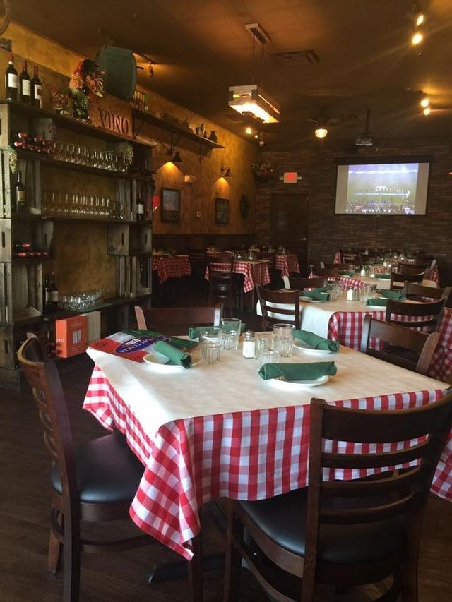 Trattoria Italia - Italian Restaurant in Las Vegas