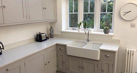 granite kitchen installation